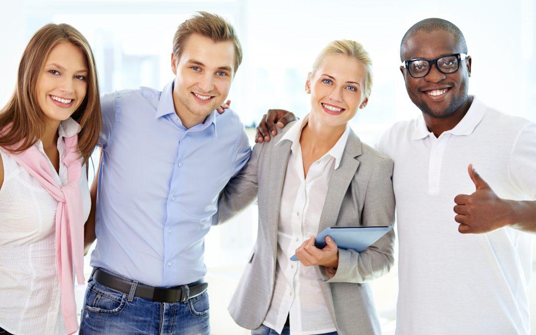 Des employés heureux = Une meilleure performance